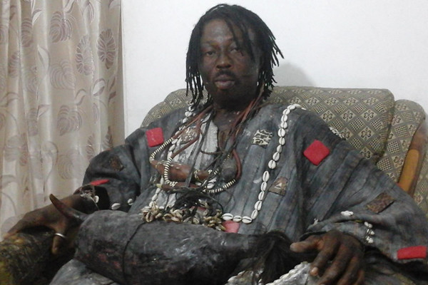 I look young and strong because I sleep with young girls - Native Doctor, Kwaku Bonsam lindaikejisblog