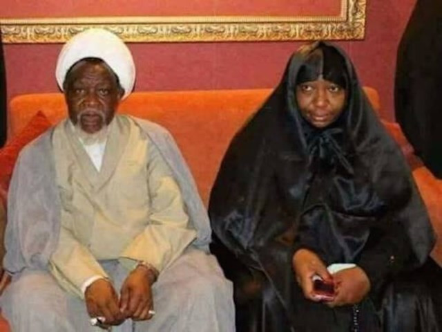 El-Zakzaky and wife to embark on another medical trip soon lindaikejisblog