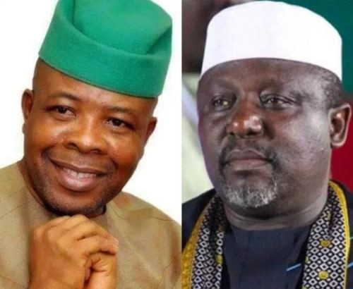 Governor Ihedioha orders arrest of RochasOkorocha over alleged assault on a government official