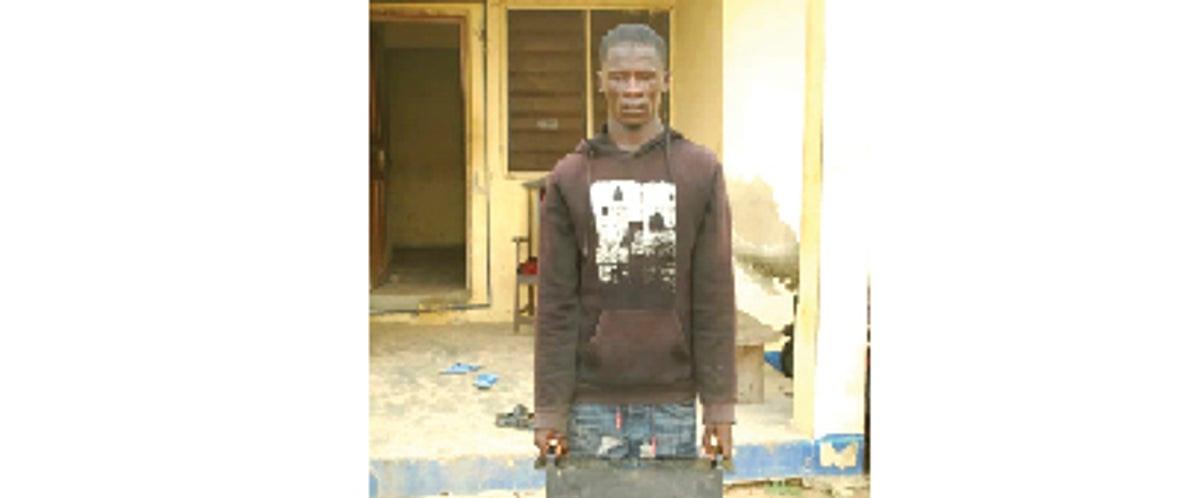 Police nab man for robbing Niger mosque lindaikejisblog
