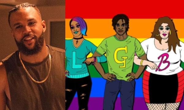 Homosexuality is African - Jidenna lindaikejisblog