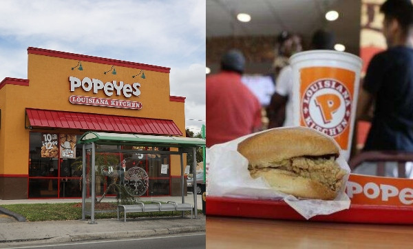 Man sues Popeyes for running out of popular chicken sandwiches lindaikejisblog