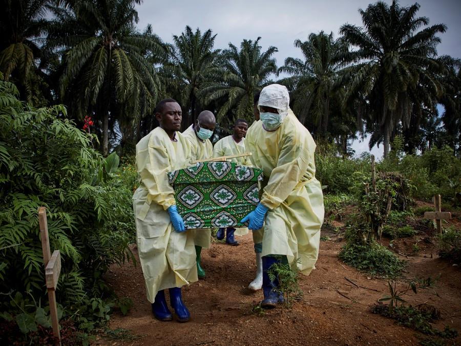 Ebola death toll crosses 2,000 in DR Congo lindaikejisblog