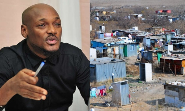 The shamelessness among African politicians is becoming too shameful - 2Face lindaikejisblog