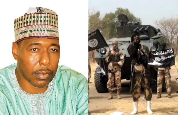 Boko Haram attacks Borno Governor's convoy lindaikejisblog