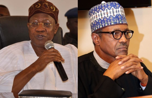 Lai Mohammed begs Nigerians to pardon President Buhari on his certificate, says he doesn't know where he kept it lindaikejisblog