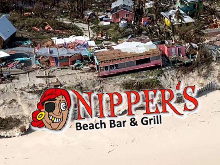 Hurricane Dorian destroys beach bar in Bahamas where Justin Bieber celebrated engagement lindaikejisblog 2