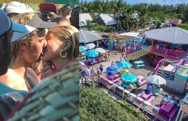 Hurricane Dorian destroys beach bar in Bahamas where Justin Bieber celebrated engagement lindaikejisblog