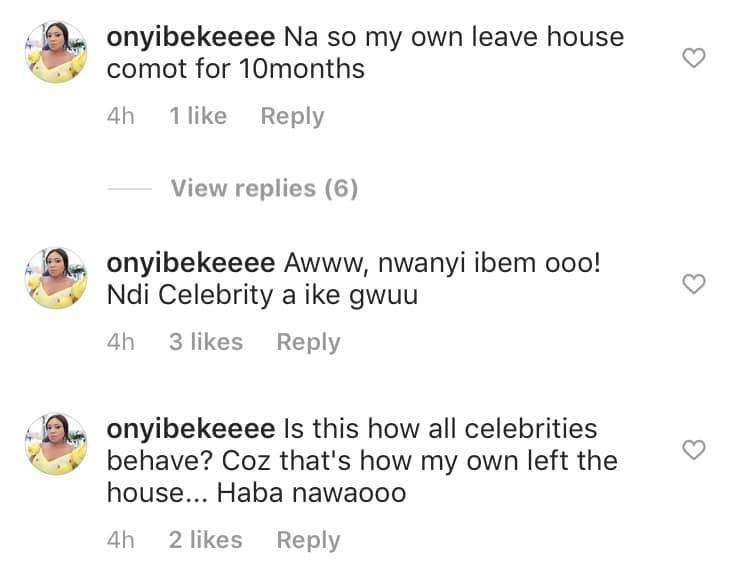 Onyi Adaba reveals her marriage to Ken Erics 'has been over' for the past 10 months lindaikejisblog 1