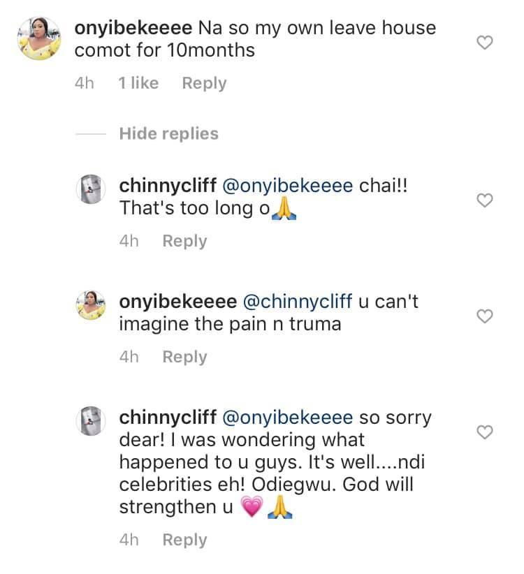 Onyi Adaba reveals her marriage to Ken Erics 'has been over' for the past 10 months lindaikejisblog 2
