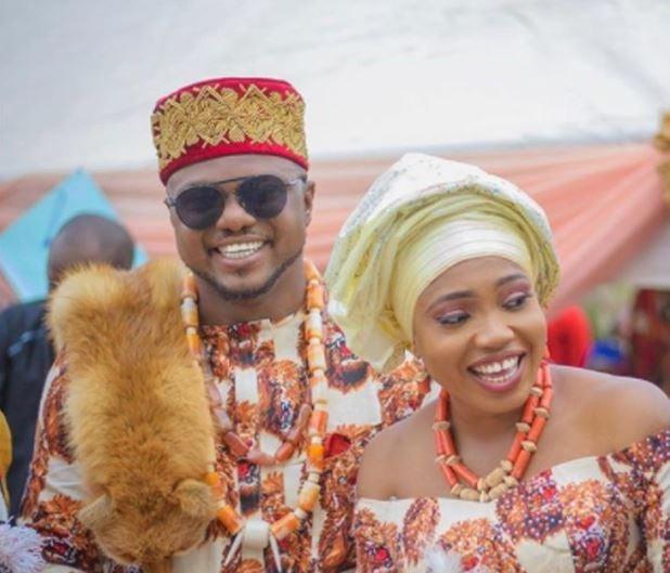 Onyi Adaba reveals her marriage to Actor Ken Erics 'has been over' for the past 10 months lindaikejisblog