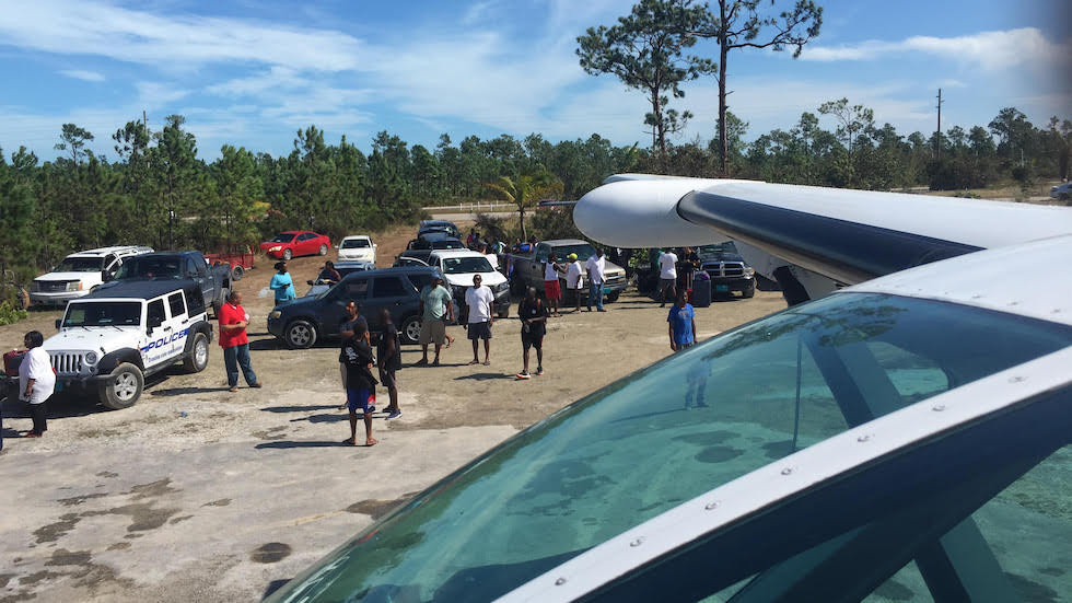 Tyler Perry uses his private plane to deliver supplies to Bahamas lindaikejisblog 2