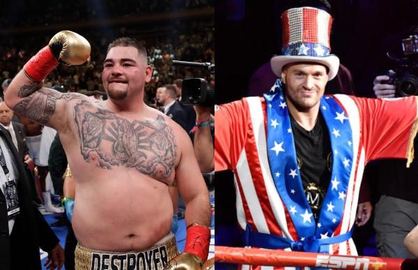 Andy Ruiz accuses Tyson Fury of fat-shaming him ahead of rematch with Anthony Joshua lindaikejisblog