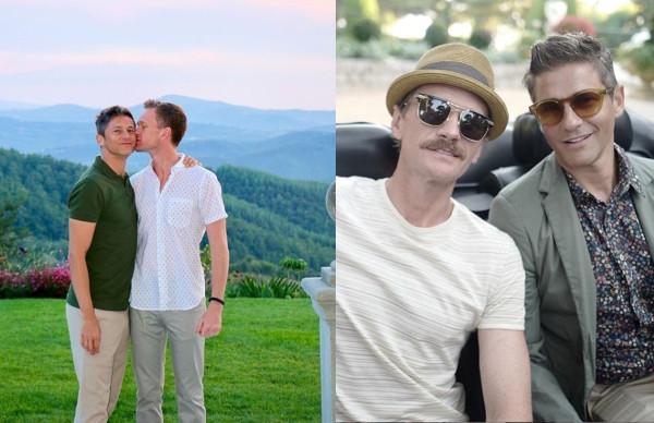 Actor Neil Patrick Harris celebrates 5th wedding anniversary with his husband, David Burtka lindaikejisblog