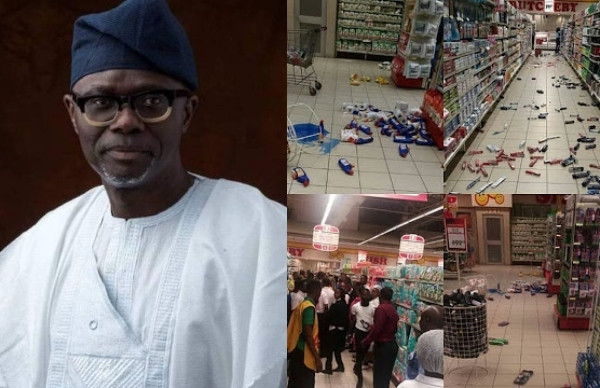 Over 5,000 jobs lost in Lagos after anti-xenophobic protest - Sanwo-Olu lindaikejisblog