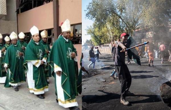South Africa Catholic bishops counter government, say attacks xenophobic lindaikejisblog