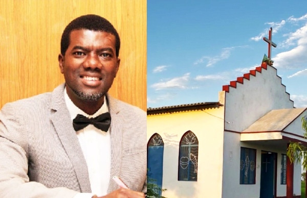 Reno Omokri apologizes for speaking against some church practices, says he will no longer criticize a Pastor or Church he has access to privately lindaikejisblog