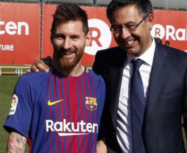 Lionel Messi is freetoleave at end of season - Barcelona president,Josep Maria Bartomeu