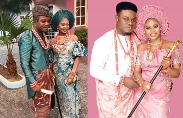 My Flatmates star, MC Pashun holds his traditional marriage lindaikejisblog 2