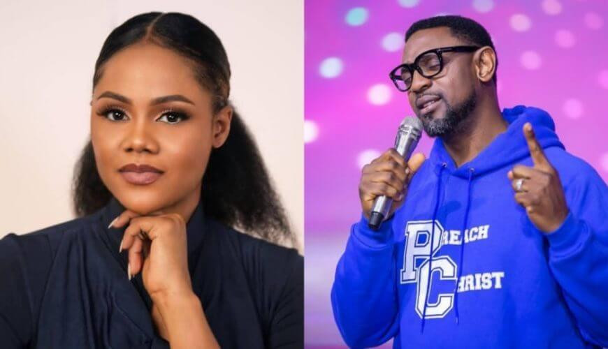 Busola Dakolo insists Pastor Fatoyinbo raped her, demands an apology lindaikejisblog