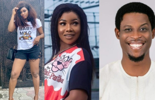 Thelma hails Tacha for slamming Seyi over being a non-achiever, says his comment of her late brother taking her success to the grave affected her mother lindaikejisblog