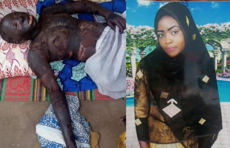 17-year-old girl sets herself ablaze over fiances inability to pay N17,000 dowry demanded by her father in zamfara