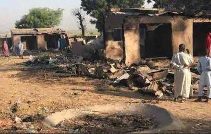 Four people beheaded as renewed hostility betweenEbonyi andBenue states claimeight lives
