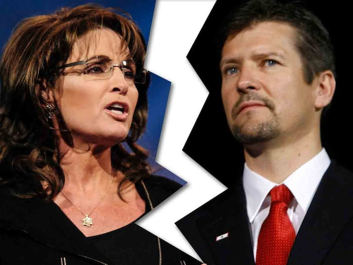 Sarah Palin's husband files for divorce after 31-years of marriage