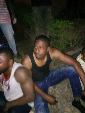 Four Nigerians arrested for torturing house help in Ghana lindaikejisblog 4