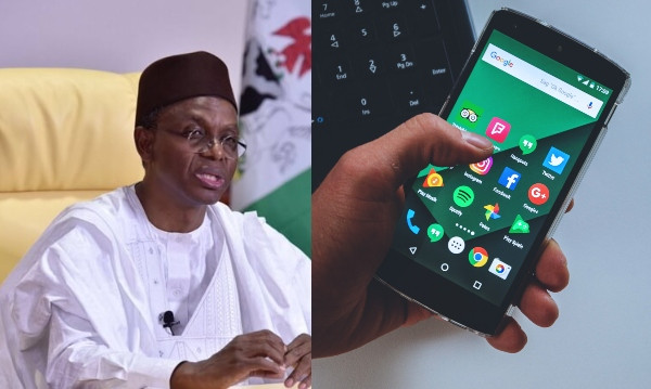 Be careful when you write anything about Kaduna on social media because we will get you - Governor Nasir El-Rufai lindaikejisblog