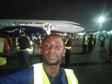 187 Nigerians arrive Nigeria, South African Government bring up new rules to stop evacuation lindaikejisblog 4