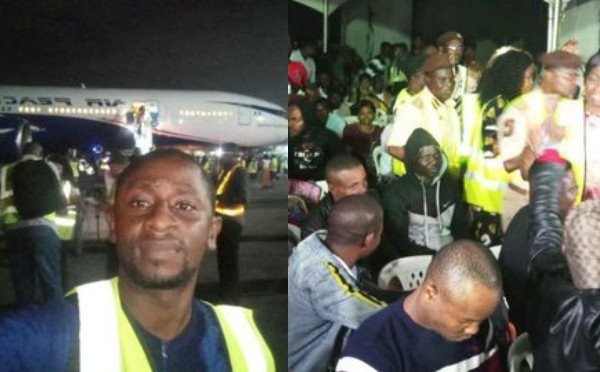 187 Nigerians arrive Nigeria, South African Government bring up new rules to stop evacuation lindaikejisblog