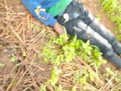 Body of unidentified man discovered in the bush in Benue, murder suspected