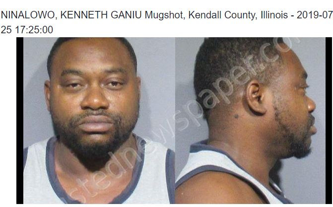 FBI arrests 40-year-old Kenneth Ninalowo for .5 million money laundering in Chicago