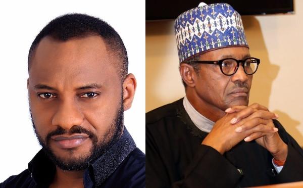 Are they telling me I don't need my certificates to be President - Yul Edochie mocks Nigerian Judiciary and President Buhari lindaikejisblog