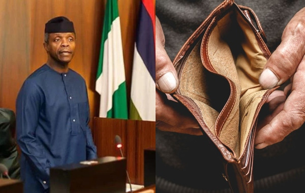 We will take 10m Nigerians out of poverty in the next 10 years - Osinbajo  lindaikejisblog