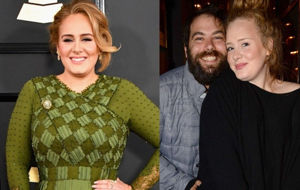 Adele files for divorce from estranged husband, Simon Konecki lindaikejisblog
