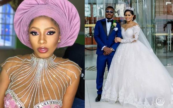 Moment Mercy revealed that footballer, Emmanuel Emenike got married while they were dating lindaikejisblog
