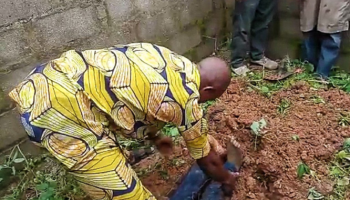 Welder kills bike rider in Niger state, harvests his intestine for ritual lindaikejisblog 1