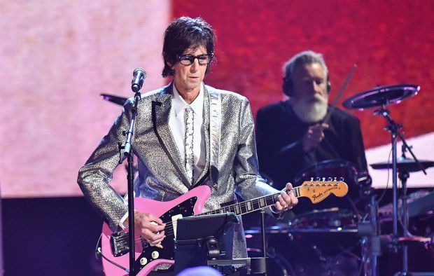 Ric Ocasek, lead singer of The Cars, found dead at age 75 in his home