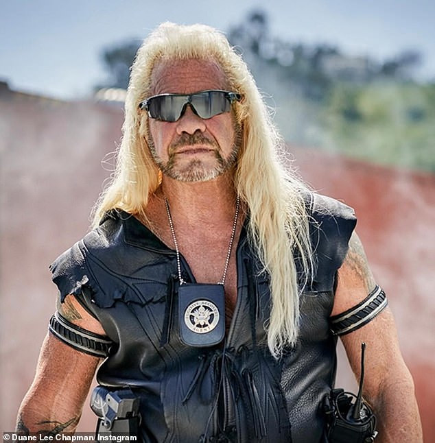 DOG The Bounty Hunter rushed to hospital with heart emergency months after wifes death