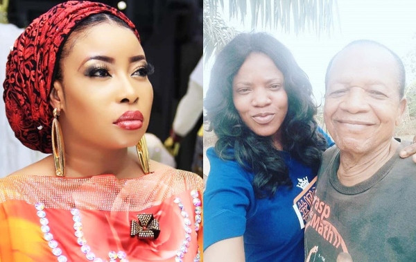 Your father denied you before he died - Lizzy Anjorin continues dragging Toyin Abraham lindaikejisblog