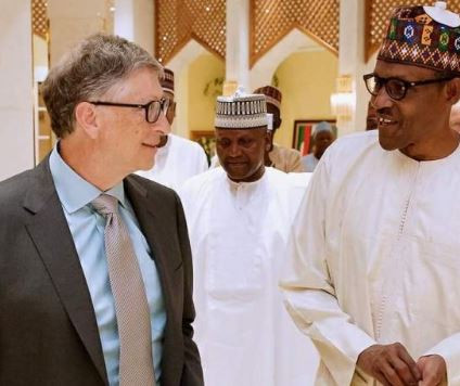 Nigerian governmentneeds to gain credibility with citizensto ensure more taxes are paid - Bill Gates