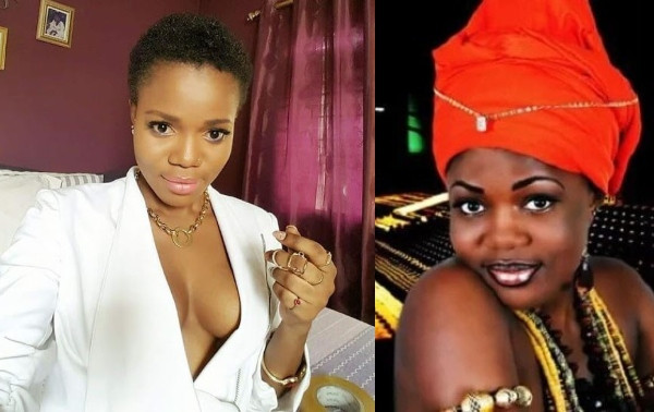 Ive been moving from church to church to cure myself from skin bleaching  Singer Mzbel reveals lindaikejisblog