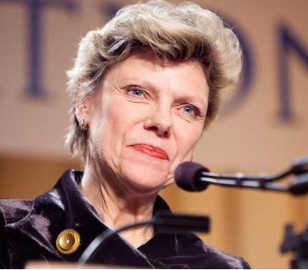Veteran journalist and winner of three Emmys, Cokie Roberts has died at the age of 75