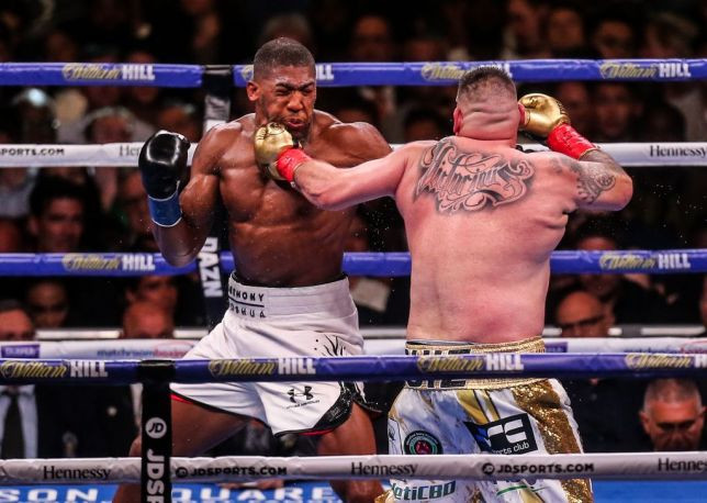 'I asked myself all the questions' - Anthony Joshua admits he suffered heavily following shock defeat by Andy Ruiz