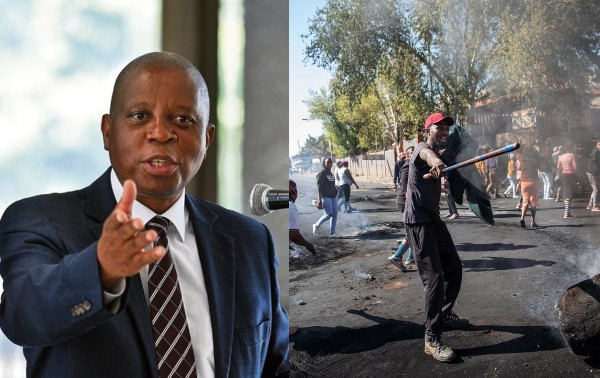 No need to apologize to Nigeria over xenophobia  Mayor of Johannesburg lindaikejisblog
