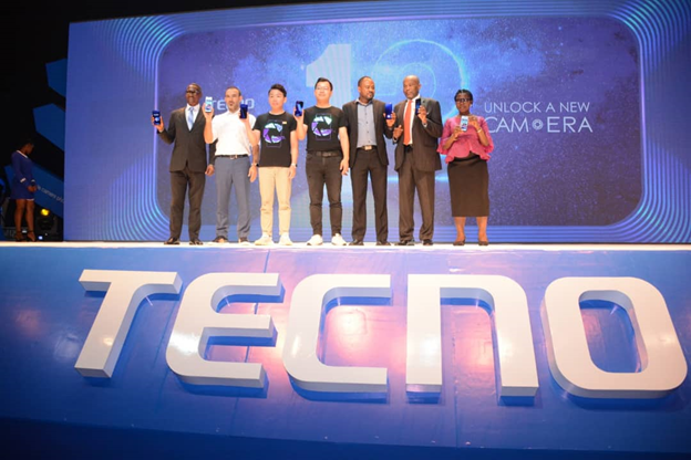 The Wait is Finally Over, Tecno Unveils Camom 12 Series, Ushering in A New CamEra