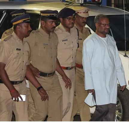 India police arrest Nigerian man, ChukaOnwumere for illegally in the country