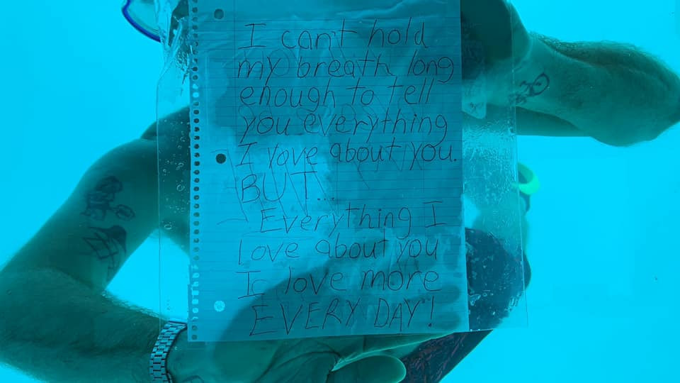 Man dies during underwater proposal to girlfriend lindaikejisblog 2